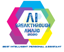 Alt Ganador del premio 2020 AI Breakthrough