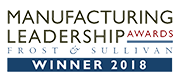 Manufacturing Leadership Award Winner 2018 logo