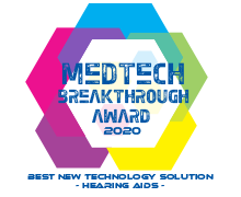 Ganador del premio MedTech Breakthrough Award 2020 logo
