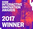 SXSW Interactive Innovation Award 2017 logo