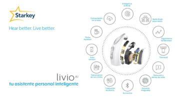 Teleaudiología, una realidad con Livio AI