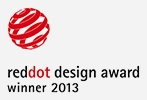 red dot 2013 logo