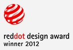 red dot 2012 logo