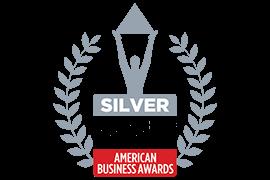 """Ganador del premio American Business Award a la """"Innovación técnica del año"""" 2019 logo"""